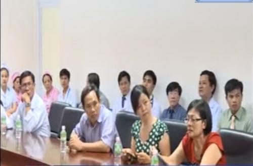 Hội thảo lựa chọn phương pháp điều trị ung thư gan