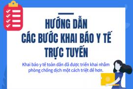 KHAI BÁO Y TẾ